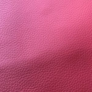 """""""SKU:10043 NAME:calf leather hebron hibiscus red ANIMAL:calf leather SPECIE:calf ARTICLE:hebron COLOR:hibiscus red USE:leathergoods, shoes SIZE:1,6/1,8 THICKNESS:1,0/1,2 DESCRIPTION:sporty, soft """""""