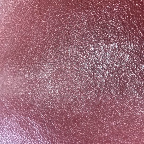 """""""SKU:10054 NAME:calf leather piuma lux red romantic cherise ANIMAL:calf leather SPECIE:buffalo ARTICLE:piuma lux COLOR:red romantic cherise USE:leathergoods, shoes SIZE:1,6/1,8 THICKNESS:0,8/1,0 DESCRIPTION:sporty, soft, shinny """""""