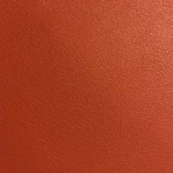 """SKU:10165 NAME:calf leather miro deep orange ANIMAL:calf leather SPECIE:calf ARTICLE:miro COLOR:deep orange USE:leathergoods, shoes, SIZE:160-180 THICKNESS:1,0/1,2 DESCRIPTION:soft, matt """