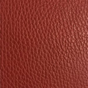 """""""SKU:10178 NAME:calf leather dollar embossed tabasco ANIMAL:calf leather SPECIE:calf ARTICLE:dollar embossed COLOR:tabasco USE:leathergoods, shoes, SIZE:160-180 THICKNESS:1,0/1,2 DESCRIPTION:soft, matt """""""