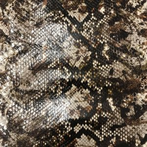 """SKU:61 NAME:python leather zante sottobosco ANIMAL:python leather SPECIE:reticulatus ARTICLE:zante COLOR:sottobosco USE:leathergoods, shoes, garment SIZE:27+; 30+; 35+ THICKNESS:0,4/0,6 DESCRIPTION:soft, shinny """