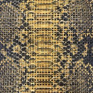 """SKU:66 NAME:python leather wefty sun sun ANIMAL:python leather SPECIE:reticulatus ARTICLE:wefty COLOR:sun sun USE:leathergoods, shoes, garment SIZE:27+; 30+; 35+ THICKNESS:0,4/0,6 DESCRIPTION:soft, matt """
