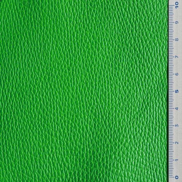 calf leather dollar print