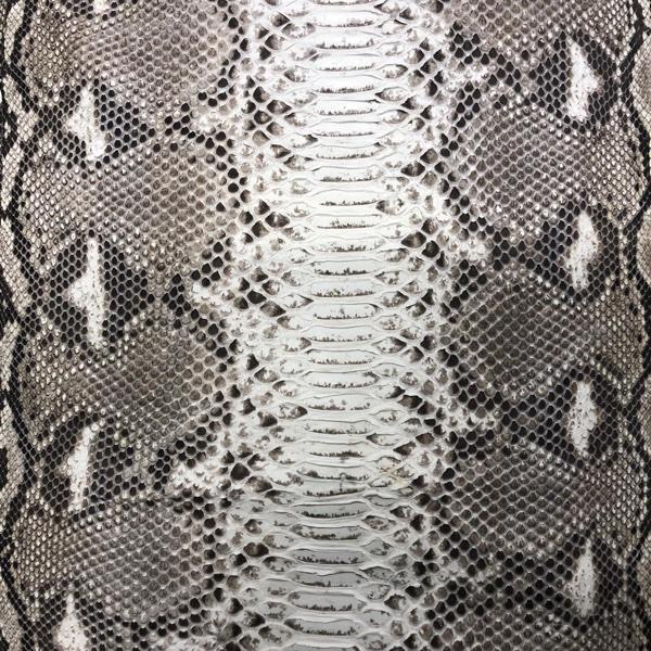python leather regular production